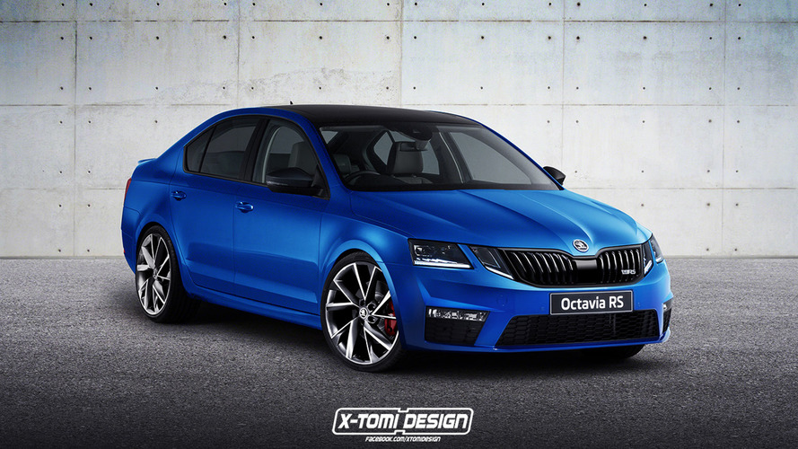 Škoda Octavia - Déjà la version RS ?
