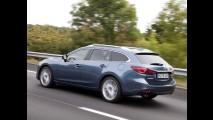 Peruas de Genebra: Mazda6 Wagon entrega muito mais que beleza