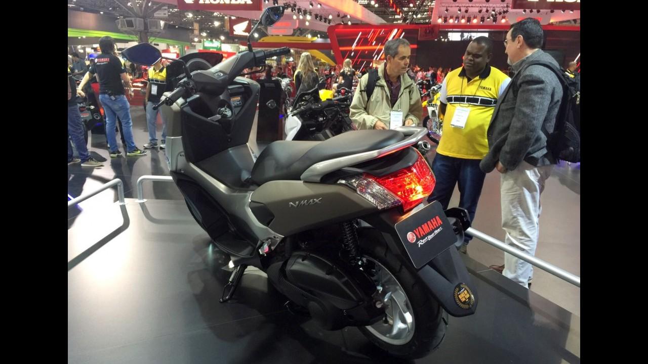Salão Duas Rodas: scooter global, Yamaha NMax 160 está confirmado para o Brasil