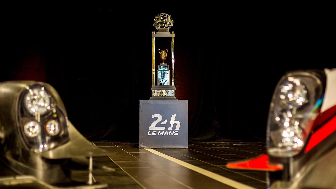 Troféu das 24 Horas de Le Mans