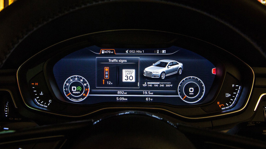 Audi first to launch Traffic Light Information tech in U.S.