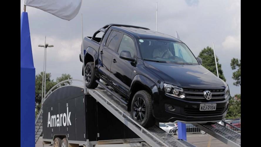 Salão de SP: Volkswagen terá pista de arrancada e circuito para test-drive