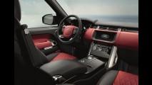 Luxo e potência: Range Rover SVAutobiography Dynamic de 550 cv faz estreia global