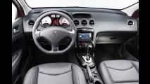 Volta rápida: de cara nova, Peugeot 308