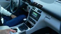 Mercedes C-Class Sport Coupe Spied