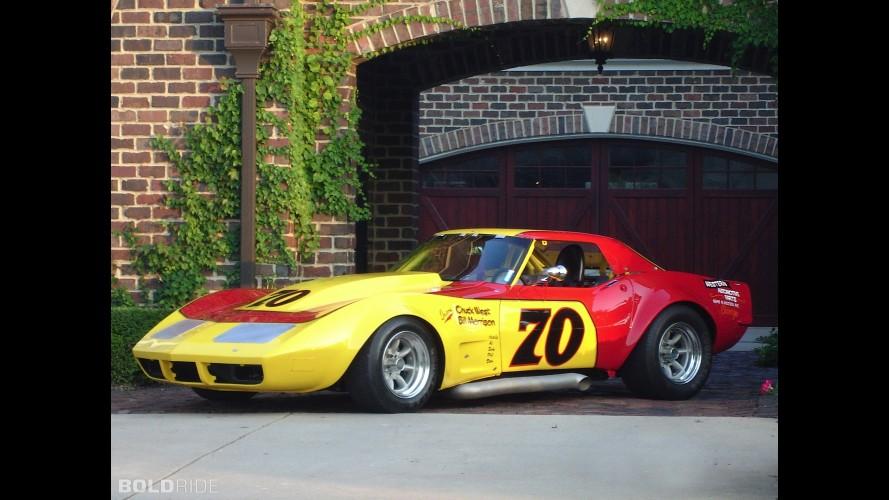 Chevrolet Corvette SCCA/IMSA Racing Car