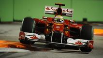 Felipe Massa (BRA), Scuderia Ferrari - Formula 1 World Championship, Rd 15, Singapore Grand Prix, 26.09.2010