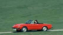 Alfa Romeo Spider Fastback 1966-1983, 1600, 25.06.24