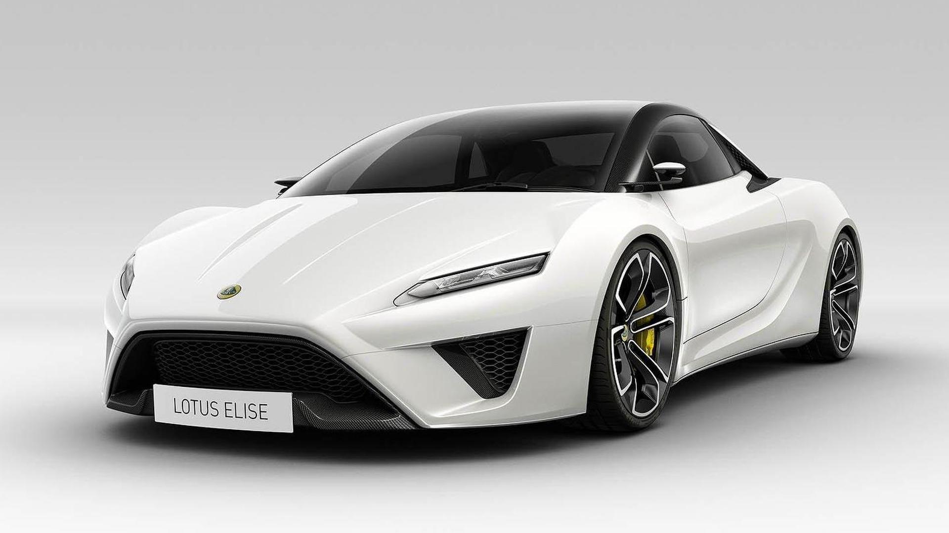 Next Gen Lotus Elise Coming In