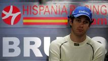 HRT's Senna reveals talks with 'other teams'