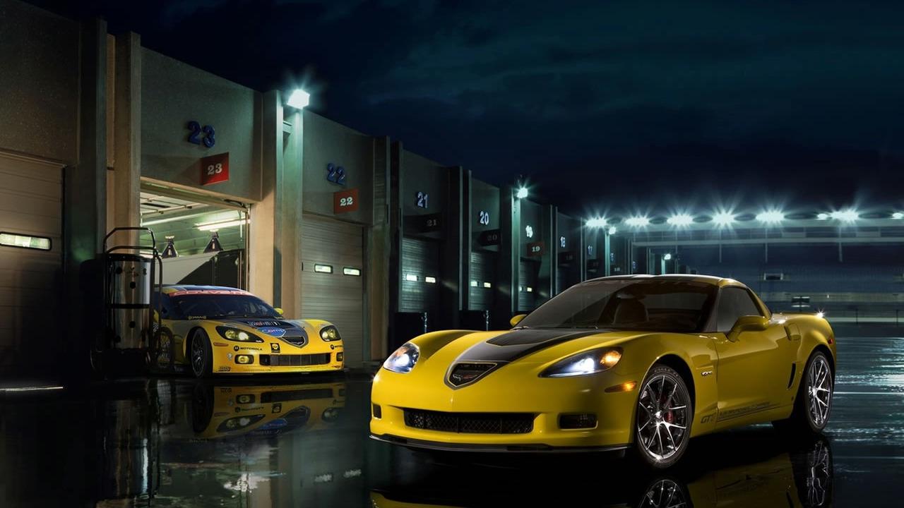 2009 Corvette GT1 Championship Edition