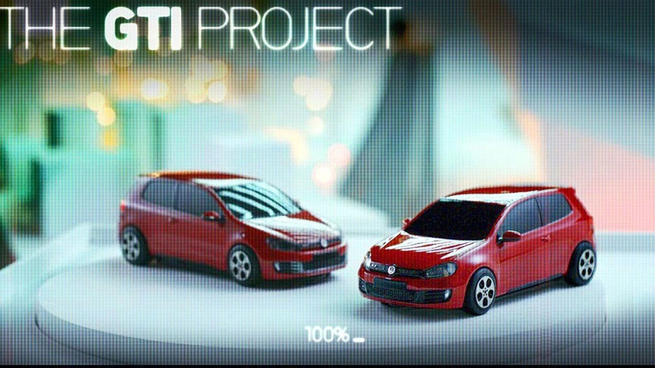 VW GTI Project online video game screenshot