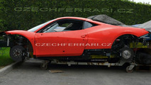 Ferrari F450 Mule
