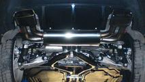 Manhart Racing BMW M3 E92 Compressor with 655hp