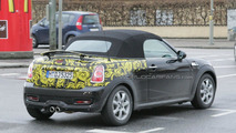 2012 MINI Roadster spied for first time