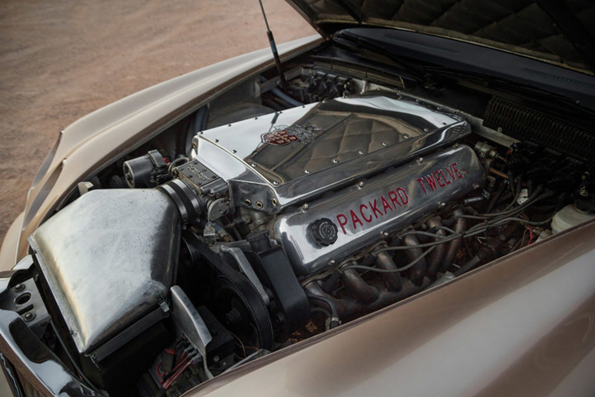 Reserve Is Off: 1999 Packard Twelve Prototype