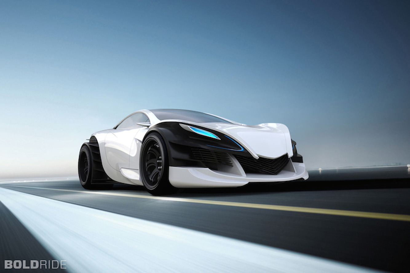 Brilliant Mind Behind: The Jaw-Dropping L1-FE Concept