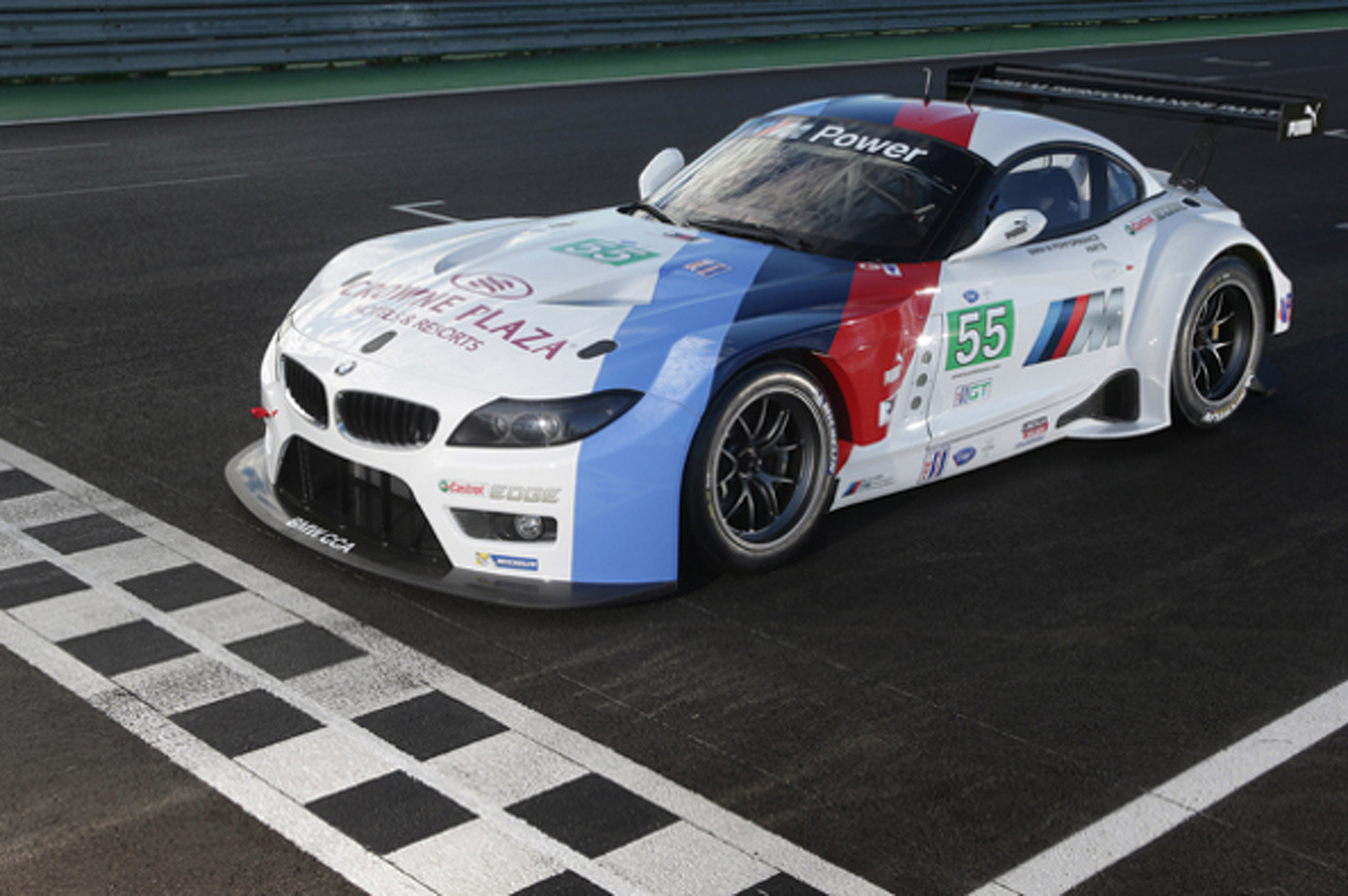 BMW Z4 GTE: Coming to a Rearview Near You!