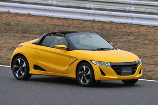 Honda Sold All 8,600 Units of Its S660 Roadster…To Buyers Over 40