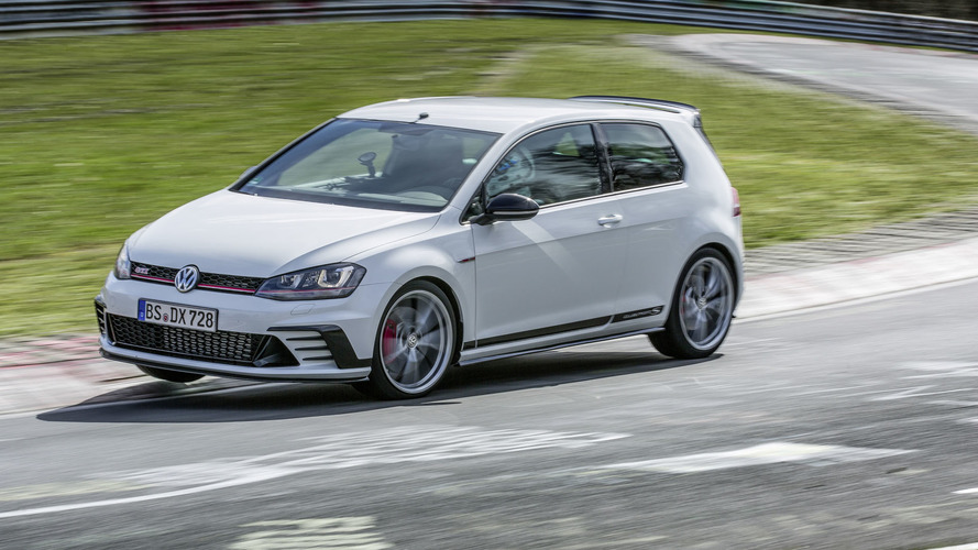 VW Golf GTI Clubsport S beats its own Nürburgring record