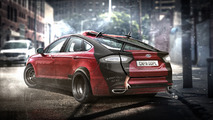 Deadpool - Ford Mondeo/Fusion