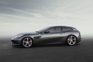 Ferrari Waves Goodbye to Aging FF, Introduces Powerful New GTC4Lusso