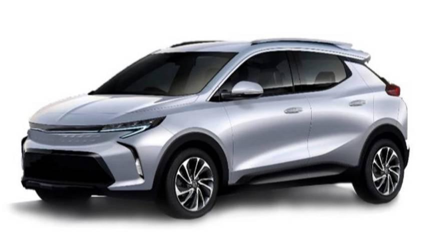 Est-ce le nouveau SUV électrique de Chevrolet ?