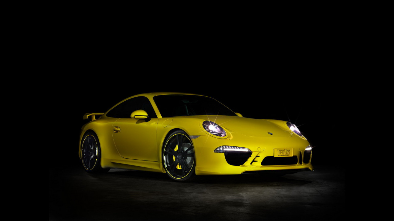 Nuova Porsche 911 by Techart