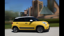 Fiat 500L Trekking: in anteprima 500 esemplari e offerte su Facebook e Google