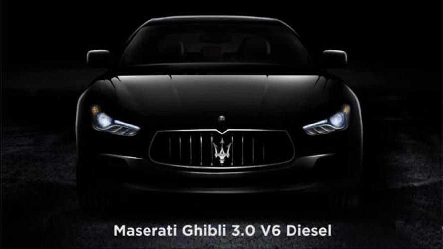 Maserati Ghibli Diesel, i segreti di un sound entusiasmante [VIDEO]
