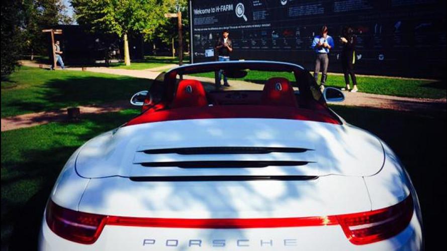Ex Machina, così Porsche finanzia le start up italiane