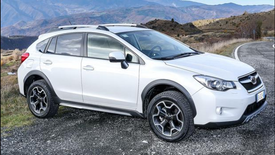 Subaru XV Adventure, sempre più off-road