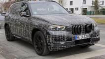 2019 BMW X5 yeni casus fotoğraflar