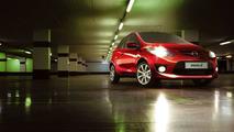 Three-Door Mazda 2