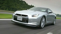 Official photos of the 2009 Nissan GT-R, released yesterday