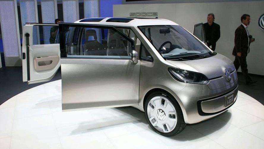 Volkswagen Space Up Blue Concept Revealed