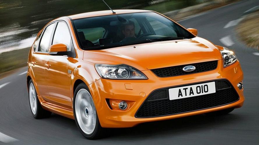 Leaked: Ford Focus ST Facelift