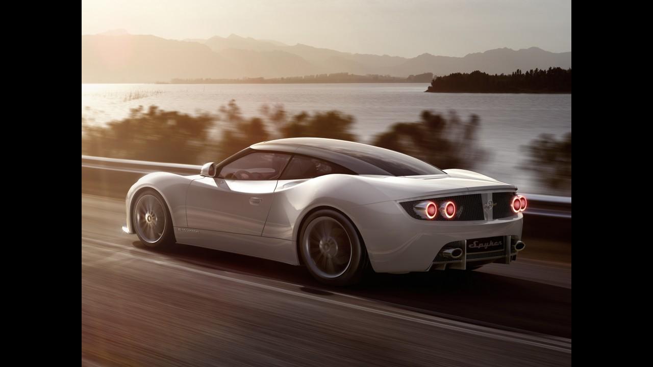 Conceito de superesportivo, Spyker B6 Venator Spyder aparecerá em Pebble Beach