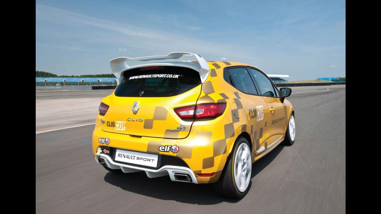 Conheça o Renault Clio Cup 2014