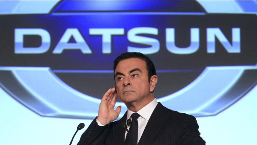 Nissan confirma volta da marca Datsun como divisão de baixo custo