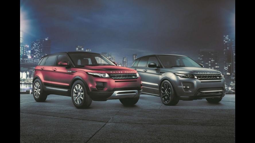 Range Rover Evoque ganha duas edições com preço a partir de R$ 169 mil