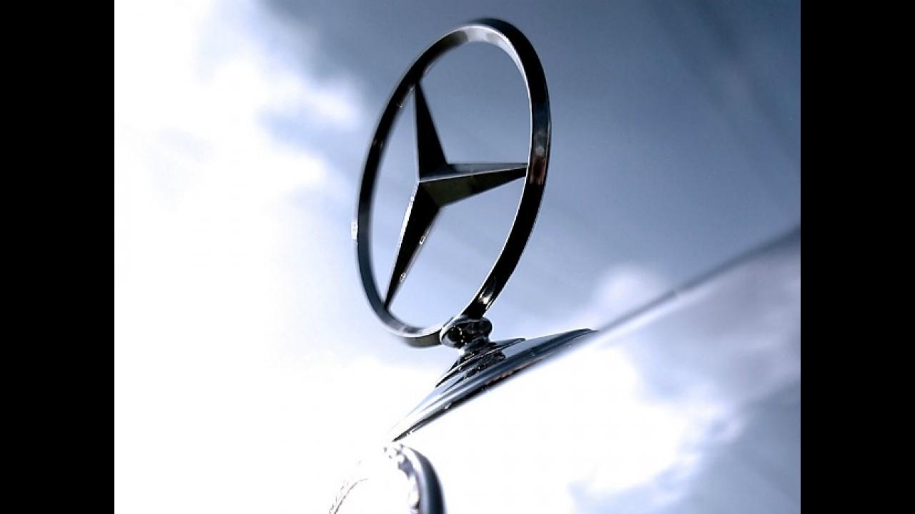 Crise europeia: Mercedes oferece bônus para clientes na compra de carros novos