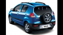 Salão do Automóvel: Geely vai exibir SUV, hatch médio e