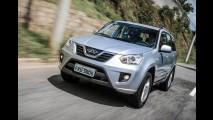 Volta Rápida: primeiro chinês automático, Chery Tiggo é o SUV A/T mais barato