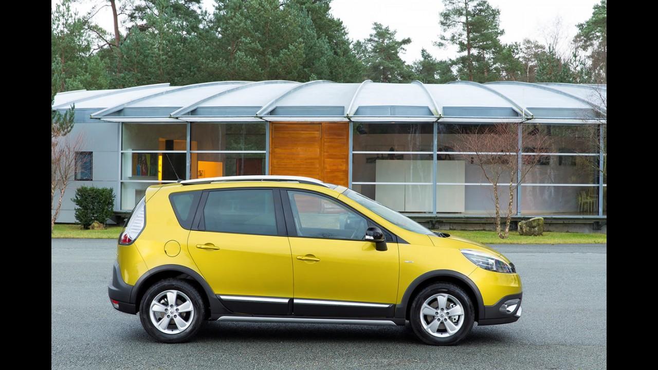 """Brasil fazendo escola: Renault Scénic XMOD é nova opção """"cross"""" na Europa"""