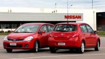 Nissan Tiida 2010 chega com leves mudanças visuais e novos itens por R$ 48.990 - Veja fotos