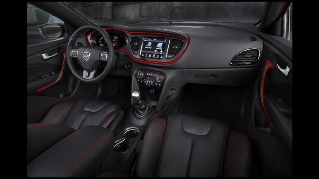 Vazou: Dodge Dart 2013 tem as primeiras imagens reveladas