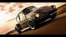 Porschusca? Preparadora põe Porsche Boxster em carroceria de Fusca