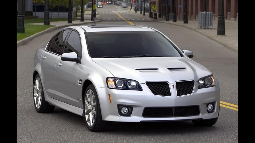 GM não sente saudades de Pontiac, Saturn, Hummer ou Saab, diz CEO