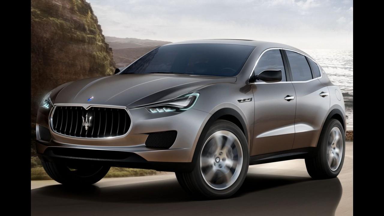FCA prepara lançamento de SUVs da Alfa Romeo e da Maserati para 2015